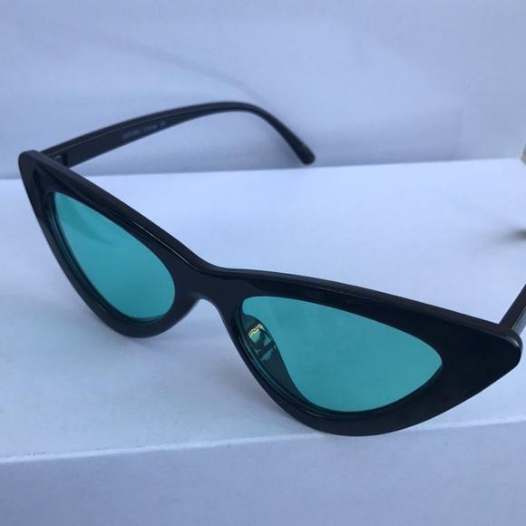 4b74f991c5 Vintage 90 s Cat Eye Sunglasses